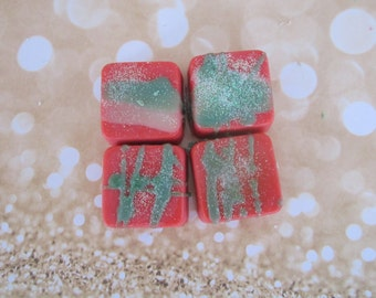 Christmas Candle Melts - Scented Soy Candle - Wax Tarts Melts - Holiday Wax Candle -  2oz