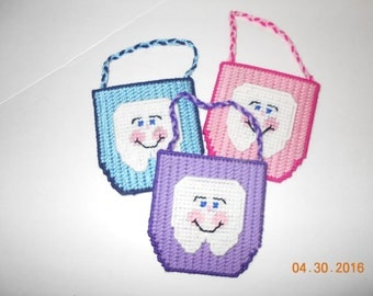 Tooth Fairy Pockets ( 3 colors)