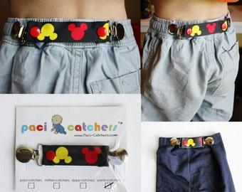 Adjustable Pants-Catchers - Children's Belt - Kids Belt - Skirts - Dresses - Pants
