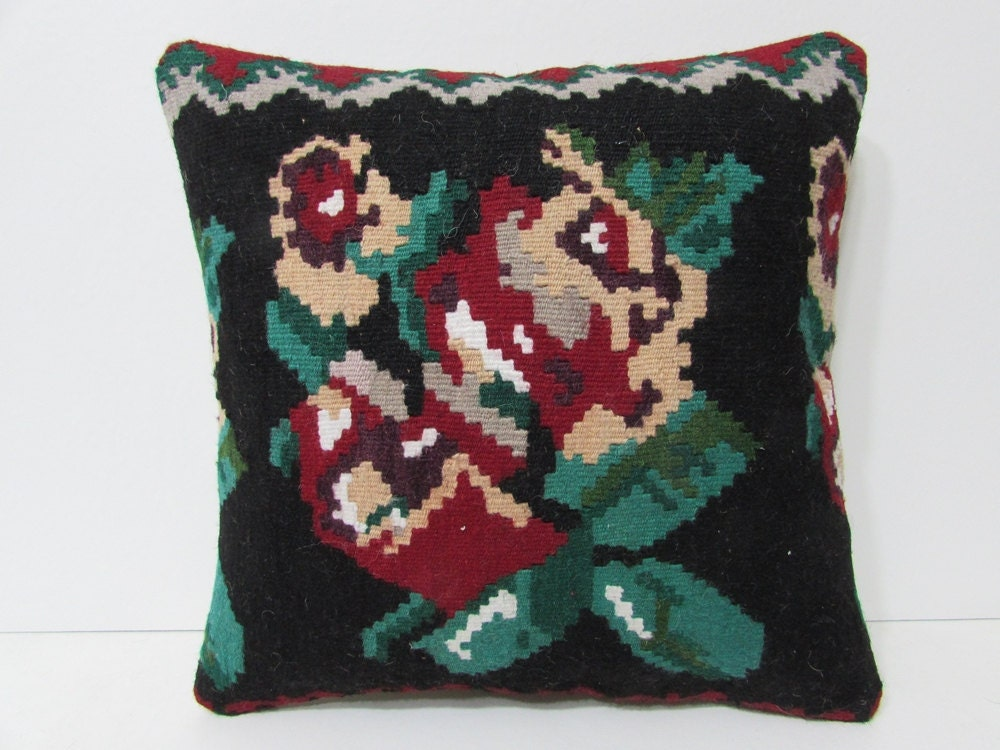Extra Large Decorative Pillows : moldov kilim pillow aztec pillow case extra large throw pillow