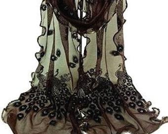 Gothic  Scarf