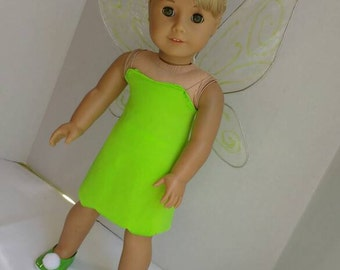 Tinkerbell Costume for American Girl