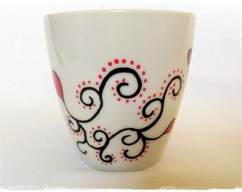 personalized mug, Coffee mug, mug funny, original mug, mug name, phrase mugp, hand painted mug, mug breakfast