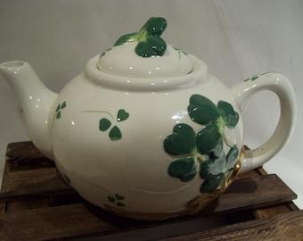 Irish Teapot Etsy
