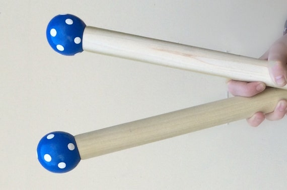 "Knitting Needles, 24"" Jumbo, Giants,SMOOSH STIX, Made for Smoosh Yarn."