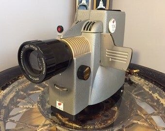 TDC Duo Streamliner 500 Projector, Model 151, Three Dimension Co, Bell & Howell