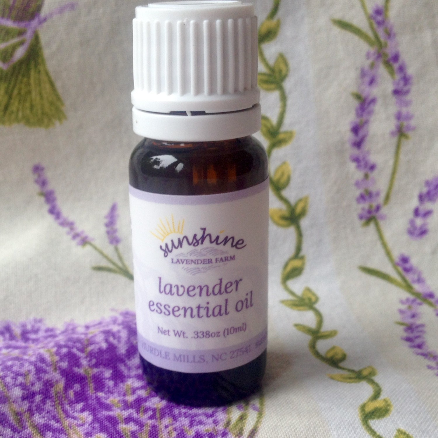 Where to buy essential lavender oil