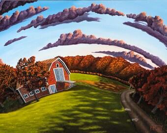 Autumn Dale
