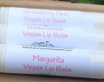Vegan Lip Balm