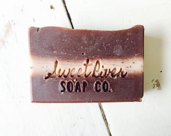 Vanilla Bean Goats Milk Soap