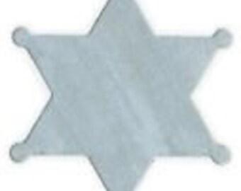 Badge & Shield Die Cuts