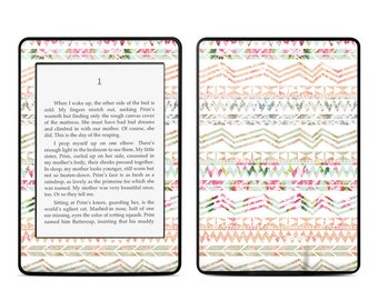 Amazon Kindle Skin - Nomad by Brooke Boothe - Sticker Decal - Fits Paperwhite, Fire, Voyage, Touch, Oasis