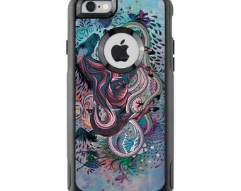 OtterBox Case Skin - Poetry in Motion by Mat Miller - Sticker - iPhone 4/5/6/6+/7/7+, Galaxy S4/S5/S6/S7, Note 3/4/5