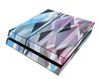 Sony PS4 Console Skin Kit - Night Rush by FP - Sticker Decal Wrap