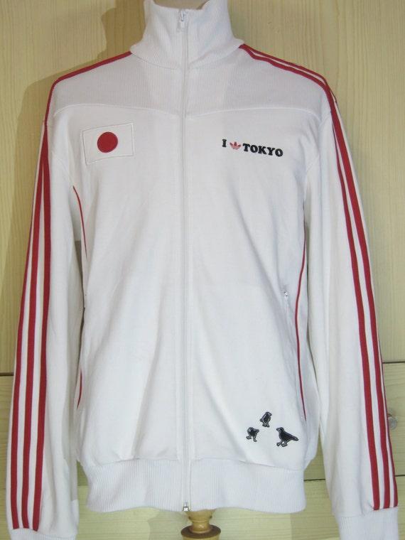 Adidas Track Jacket Mens