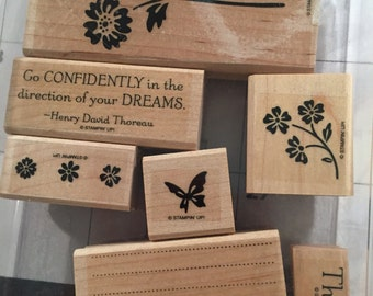 Stampin up Live Your Dream.. Mint condition