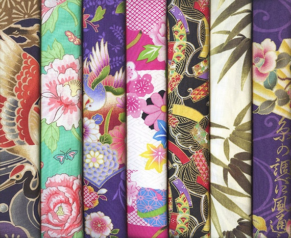 Asian Fat Quarters 57