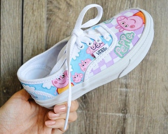 PEPPA PIG Themed Sneakers - NEW Toddler Listing