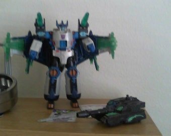 Transformers Megatron from Energon series