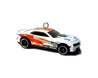 2012 Camaro Hot Wheels Toy Die-Cast Car Ornament