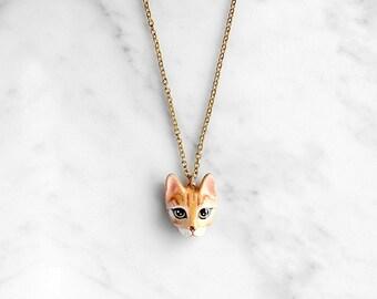 Chompoo Cat Necklace