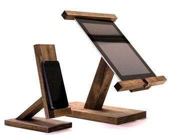 iPad Stand iPad Holder iPad Rest iPad Charging Station Ipad Mini Stand Wood iPad Stand Ipad Station Tablet Stand Tablet Holder Tablet Rest