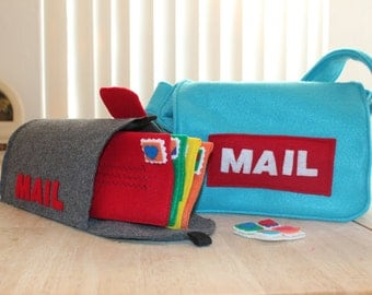 Felt Mail Carrier Set