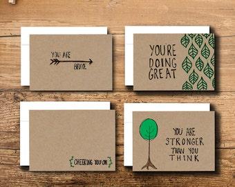Greeting Card Set - Blank Greeting Card Set