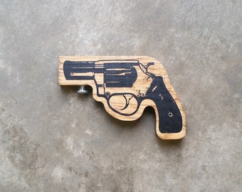 Gun Bottle Opener Etsy