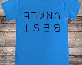Best Unkle Upside-down T-Shirt