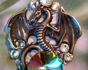 Dragon Crystal Bindi
