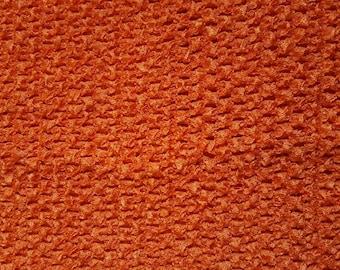 "ORANGE 10"" X 9"" crochet tutu top  - tutu dress supply,tutu top,stretchy tutu dress top ,tutu dress top"