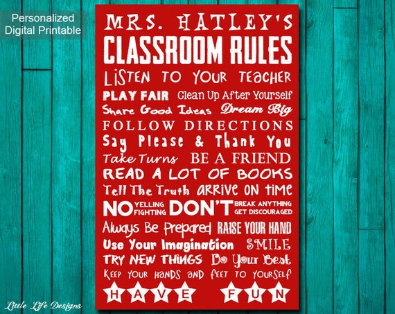 Classroom Decor Gifts ~ Classroom decor teacher gift appreciation