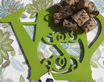Watering Can Monogram    Love Your Garden    Monogram Favorites