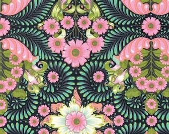 One yard - 1 yard  - The Tortoise - Strawberry Kiwi - SLOW AND STEADY by Tula Pink