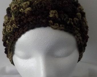 19---Bubble Camo Hat