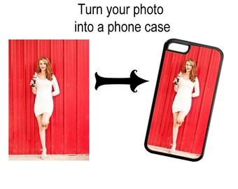 Custom Picture Phone Case. Custom iPhone, iPod, Samsung Phone Case.