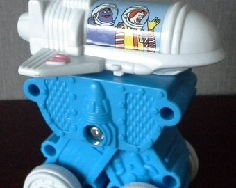 space shuttle mcdonalds happy meal toy