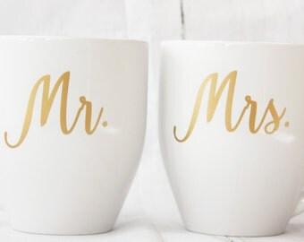 Engagement Mug/ Engagement Gift/ Couples Mugs/ Wedding Gift Mug/ I Do / I Do What She Says