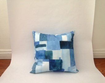 Medium Boro Print Pillow Sham - Ready to Ship