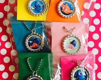Finding Dory 15 Qty Finding Dory Party Favor Necklaces Finding Dory Party Finding Dory Party Favor Party