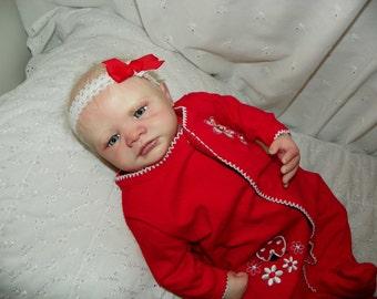 Reborn Baby Girl - Violet