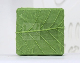 Leaf 1 - Handmade Silicone Soap Mold Candle Mould Diy Craft Molds