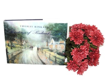 Thomas Kinkade Book Paintings of Radiant Light 1st Edition