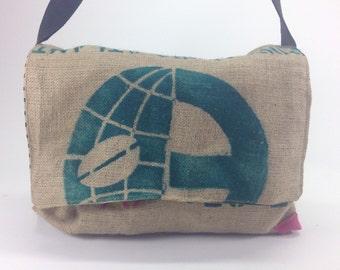 handmade bag, breaking bad messenger bag , vegan bag, shoulder bag,black handle school bag