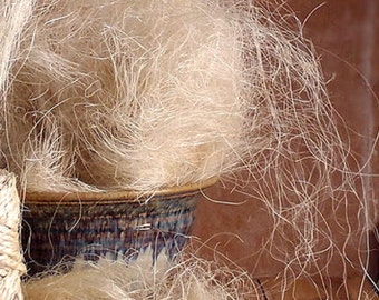 Sisal Fiber 125G/PACK Natural
