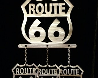 Route 66 Wind Chime