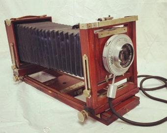 Gundlach Korona View Camera w/Accessories Vintage