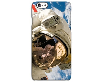 Astronaut In Space Back Case for iPhone 4/4S 5/5S 5C 6/6S 6/6S Plus SE