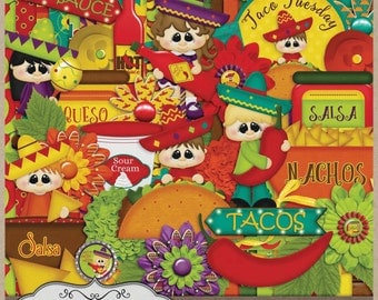 Taco Tuesday Digital Kit